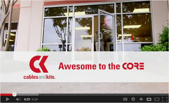 CK Core Values Video