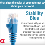 Ethernet - Blue - Stability