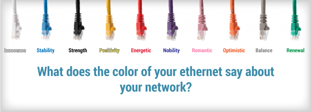 Ethernet Color Wheel
