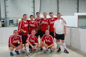 Soccer Team (Minus Alex)