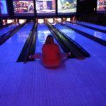 Sit down bowling - Dianne