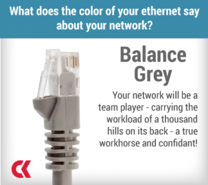 Ethernet - Grey - Balance