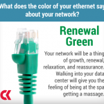 Ethernet - Green - Renewal