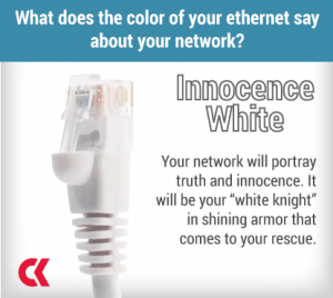 """Your network will portray truth and innocence. It will be your """"white knight"""" in shining armor that comes to your rescue."""