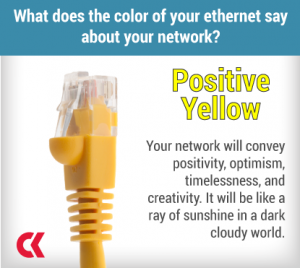 Your network will convey positivity, optimism, timelessness, and creativity. It will be like a ray of sunshine in a dark cloudy world.