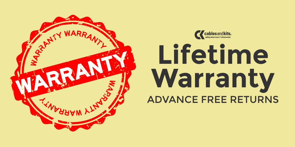 Lifetime Warranty - Advance Free Replacement