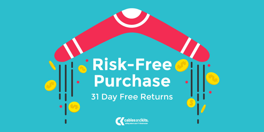 Risk Free Purchasing - 31 Day Free Returns