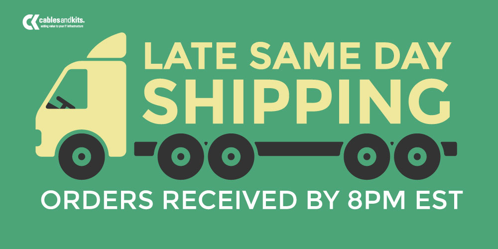 Late Same Day Shipping On Business Technology Products