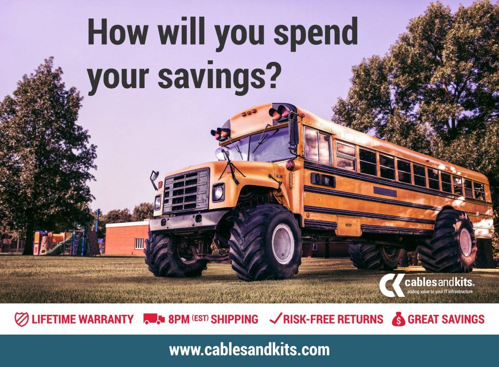 How will you spend your savings?