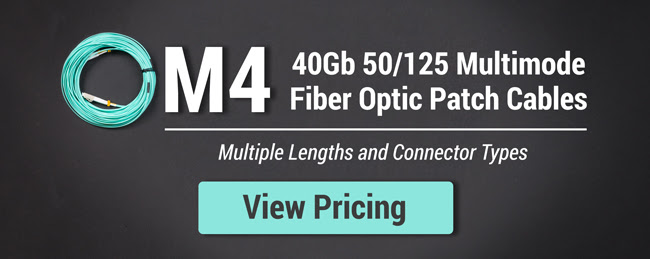 Premium om4 fiber cables pricing